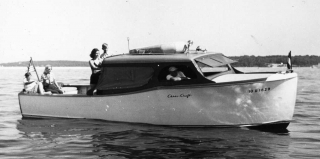 1942 Semi-enclosed Cruiser