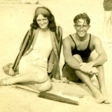 1924 Mildred & Ted Dunham