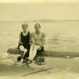 1925 Kaye Brown & Ted Dunham II