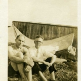 1930 Ted Dunham & Robert Brown