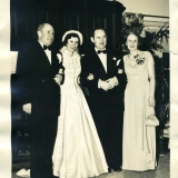 1950 Jeanne, Stuart, Ted II & Mildred