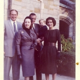1959 Ted & Don with spouses