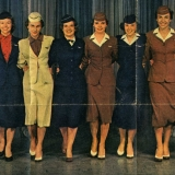 1955 Rosemary (3rd from right)