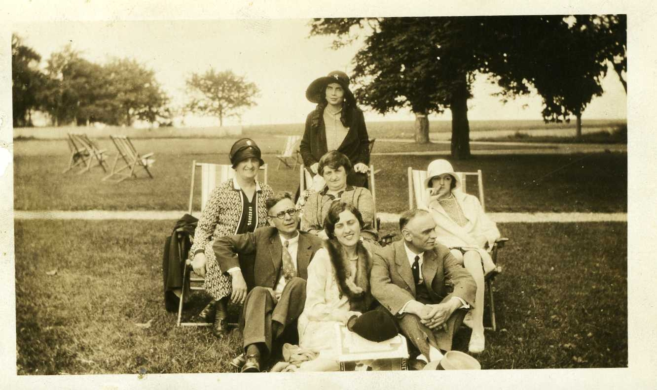 1927 Brown family